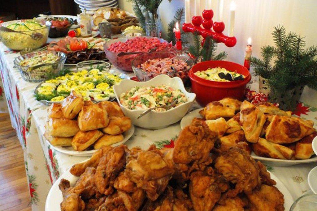 Cena de navidad veracruz